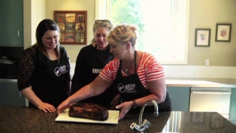 Embedded thumbnail for MiNDFOOD - Cooking the perfect Ribeye steak with Silver Fern Farms