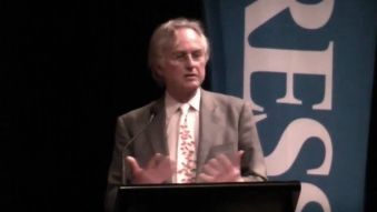 Embedded thumbnail for Richard Dawkins - The Greatest Show On Earth lecture - Part 4
