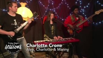 Embedded thumbnail for Friday Night Sessions - Episode 3 - Charlotte Crone