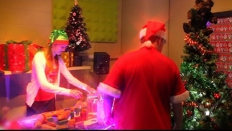 Embedded thumbnail for Tandem Studios Christmas Video 2012