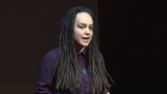 Embedded thumbnail for The future can be awesome -- but not without activism   Laura O'Connell Rapira   TEDxChristchurch