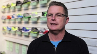 Embedded thumbnail for Smith's Sports Shoes Testimonial for The Press