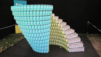 Embedded thumbnail for Ellerslie TV - Episode 24 - Canstruction